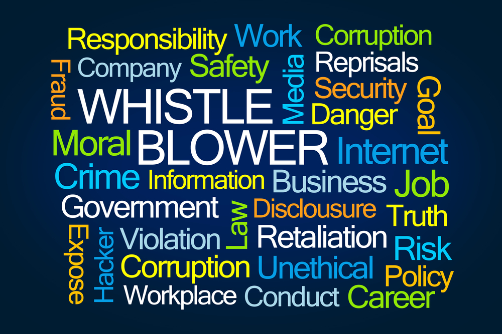 Supreme Court Hears Argument on Whistleblower Protection